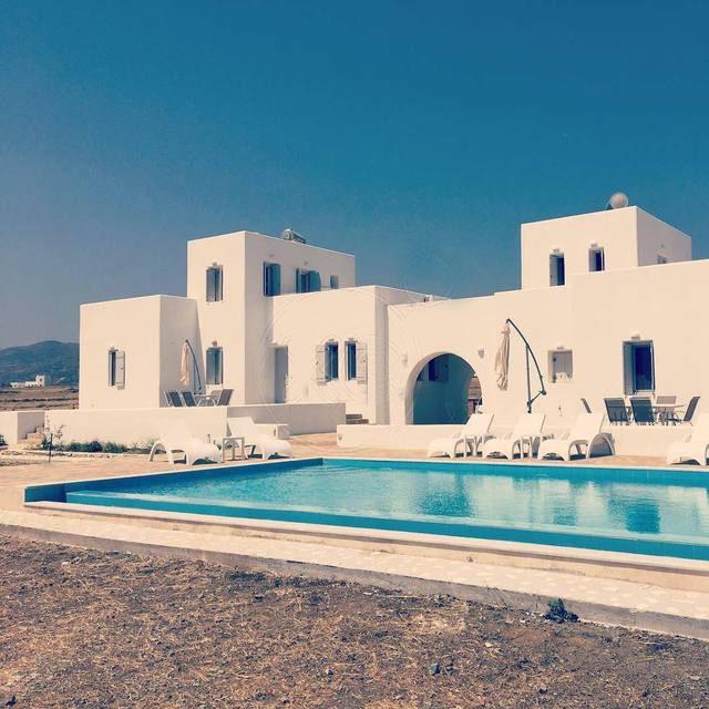 Maisonettes with sea view in Paros, Real Estate Paros Greece