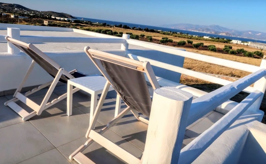 Maisonettes with sea view in Paros, Real Estate Paros Greece 14
