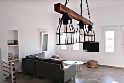 Maisonettes with sea view in Paros, Real Estate Paros Greece 6