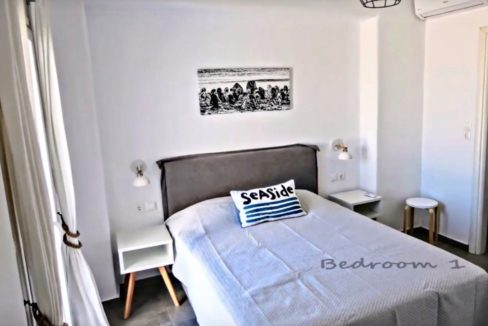 Maisonettes with sea view in Paros, Real Estate Paros Greece 7