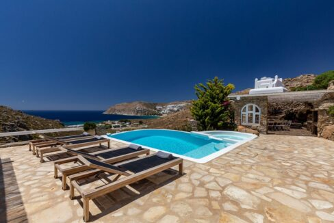 Mansion in Mykonos Beach 11