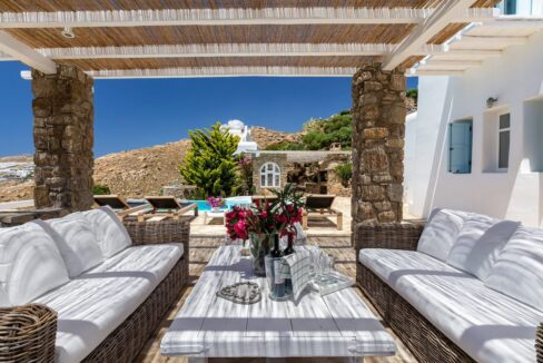 Mansion in Mykonos Beach 13
