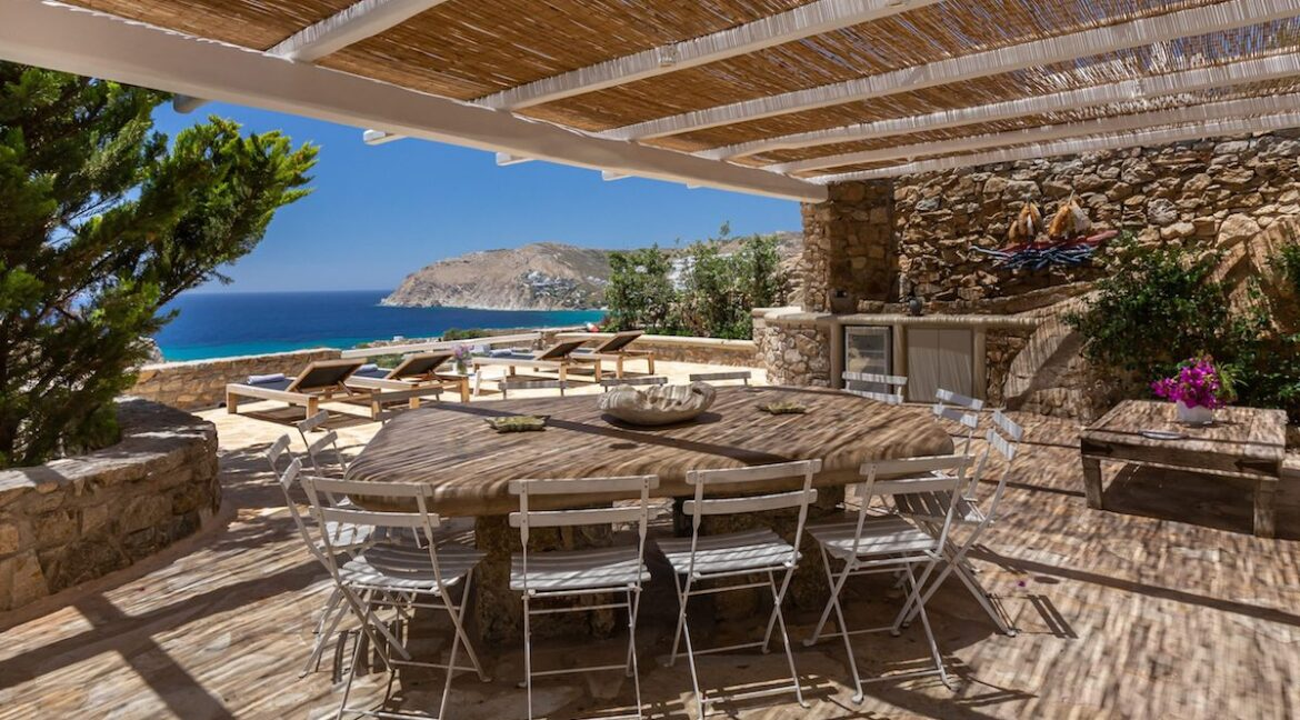 Mansion in Mykonos Beach 15