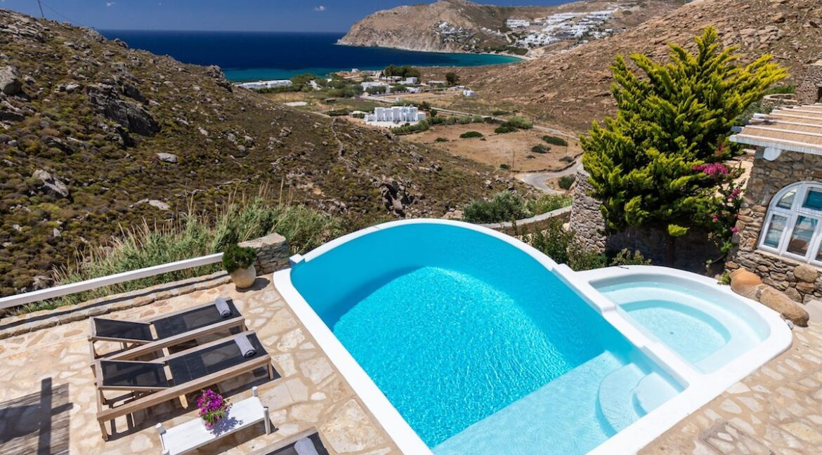 Mansion in Mykonos Beach 16