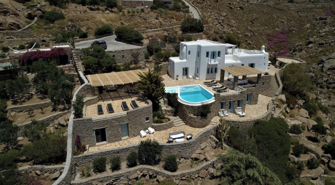 Mansion in Mykonos Beach 17