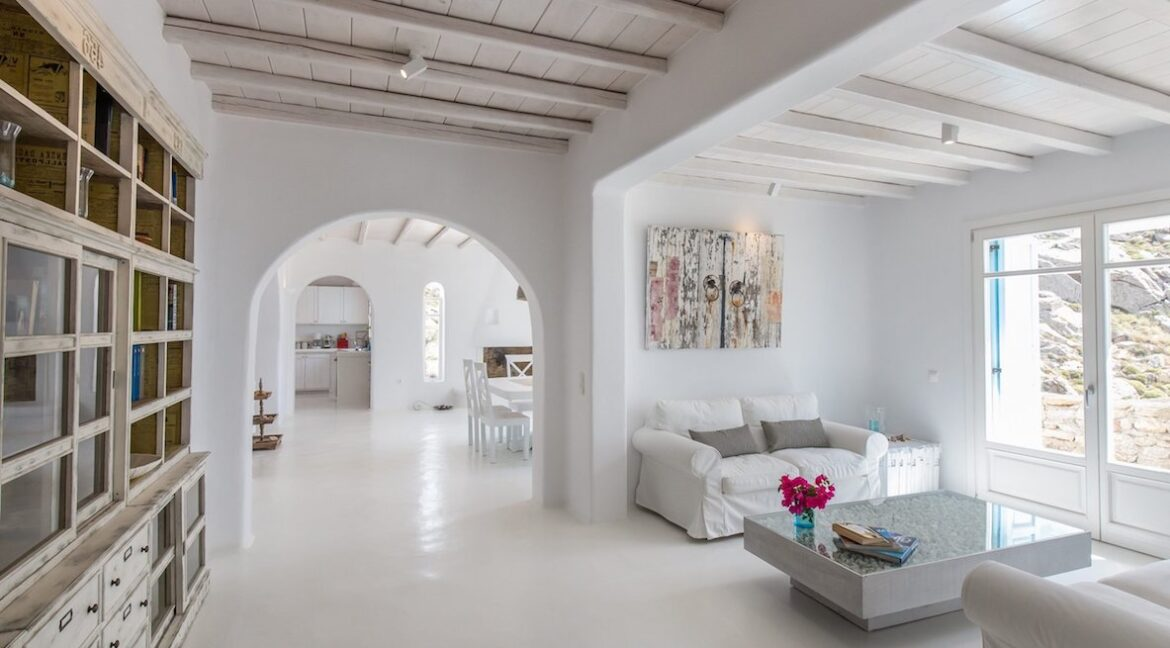 Mansion in Mykonos Beach 5