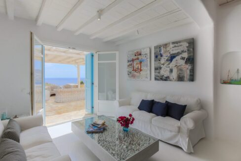 Mansion in Mykonos Beach 7