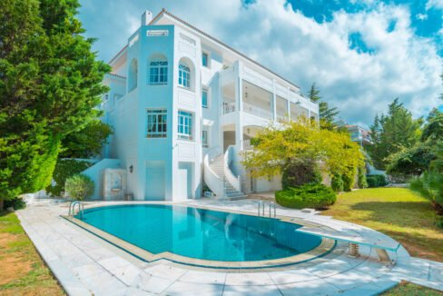 Mansion in Politeia Kifissia Athens, Luxury Villa in North Athens