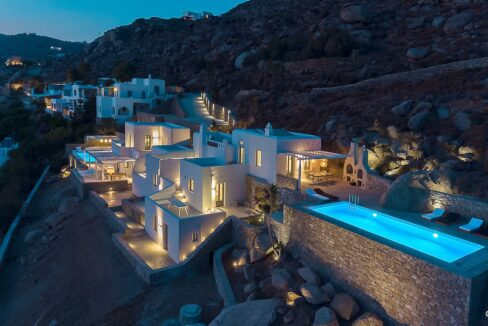 Modern Villa with amazing sea View in Mykonos 30