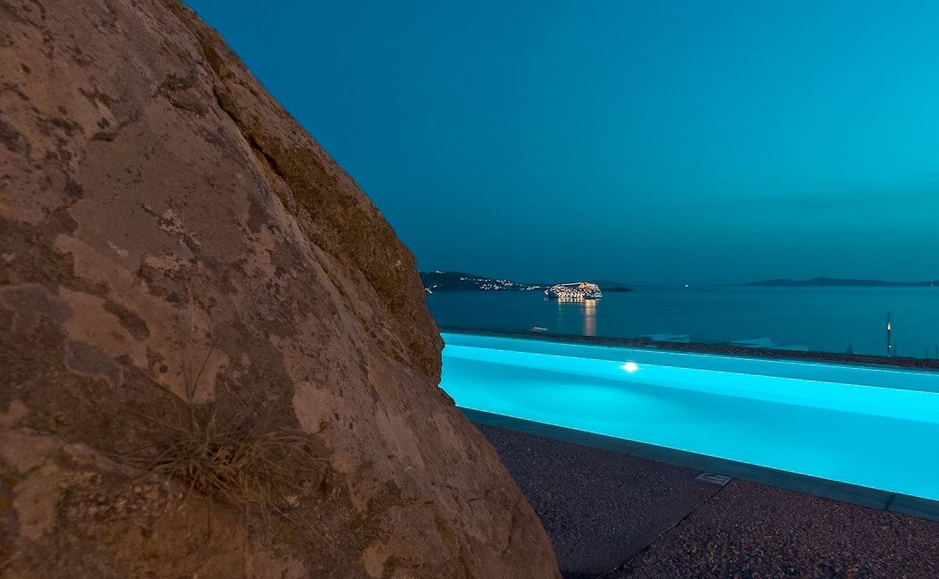 Modern Villa with amazing sea View in Mykonos 35