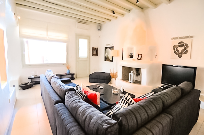New Super Paradise Villa Mykonos 1