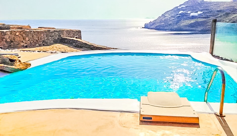 New Super Paradise Villa Mykonos 17