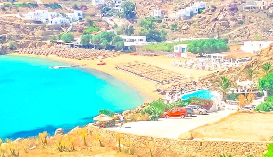 New Super Paradise Villa Mykonos 19