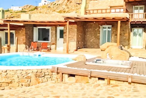 New Super Paradise Villa Mykonos 21