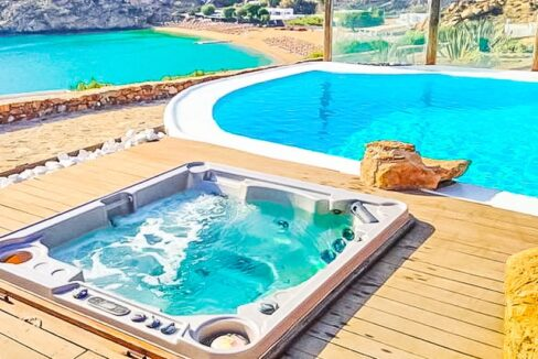 New Super Paradise Villa Mykonos 23