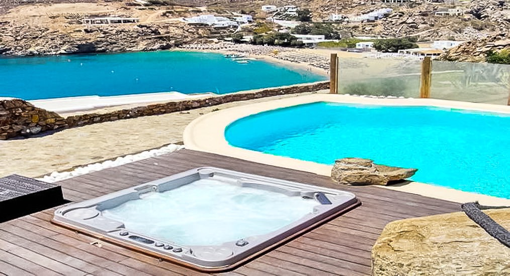 New Super Paradise Villa Mykonos 34