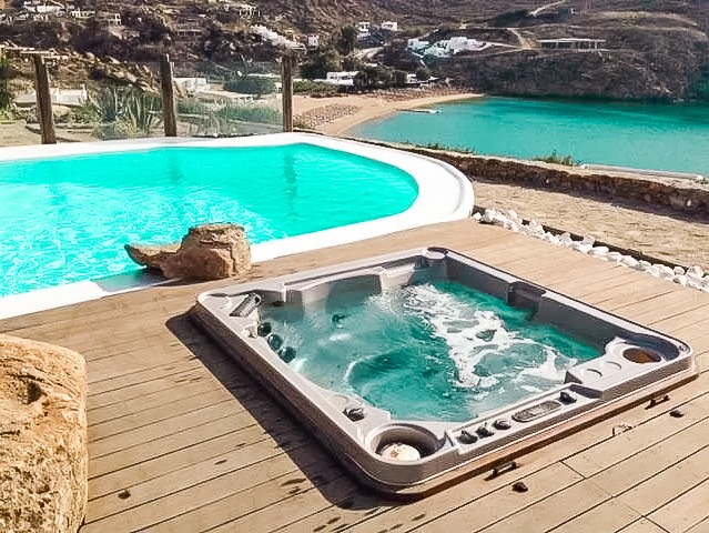 New Super Paradise Villa Mykonos 38