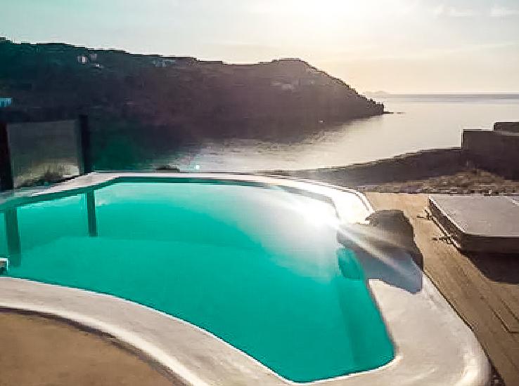 New Super Paradise Villa Mykonos 40