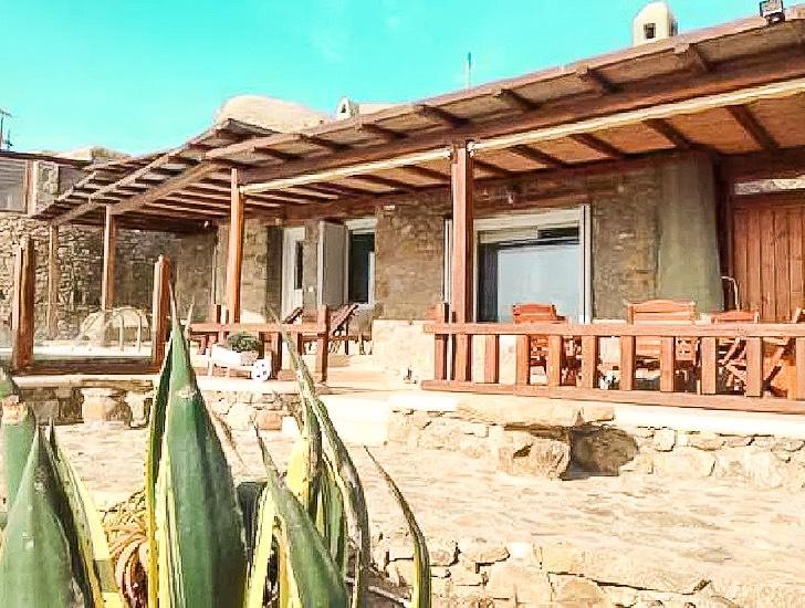 New Super Paradise Villa Mykonos 43