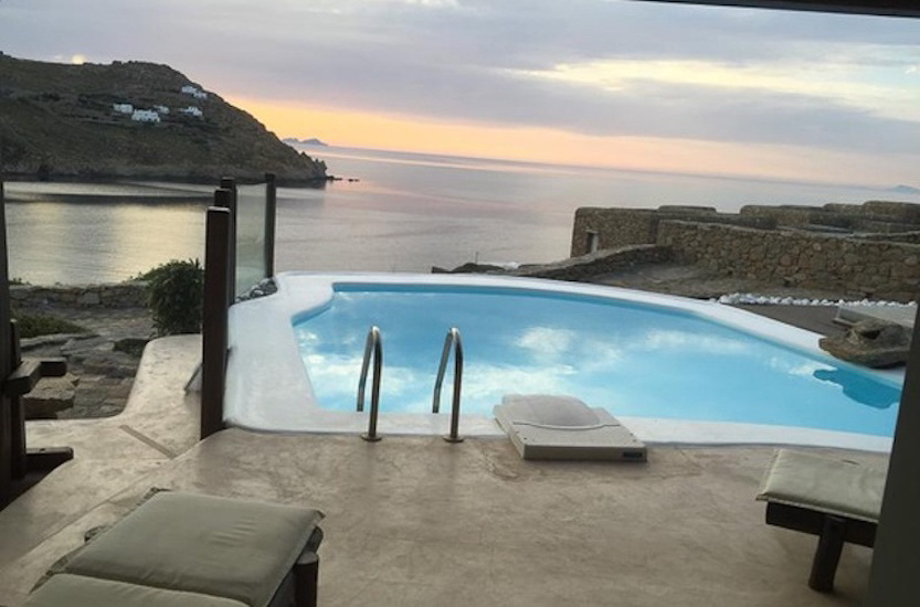 New Super Paradise Villa Mykonos 5
