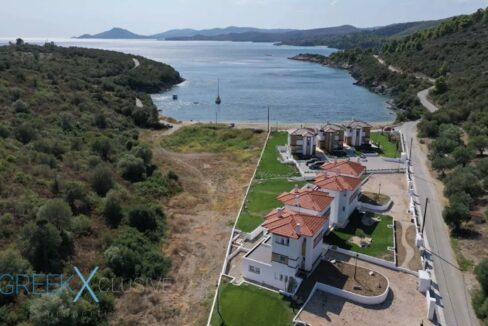 Property by the sea Neos Marmaras, near Porto Carras Sithonia 21