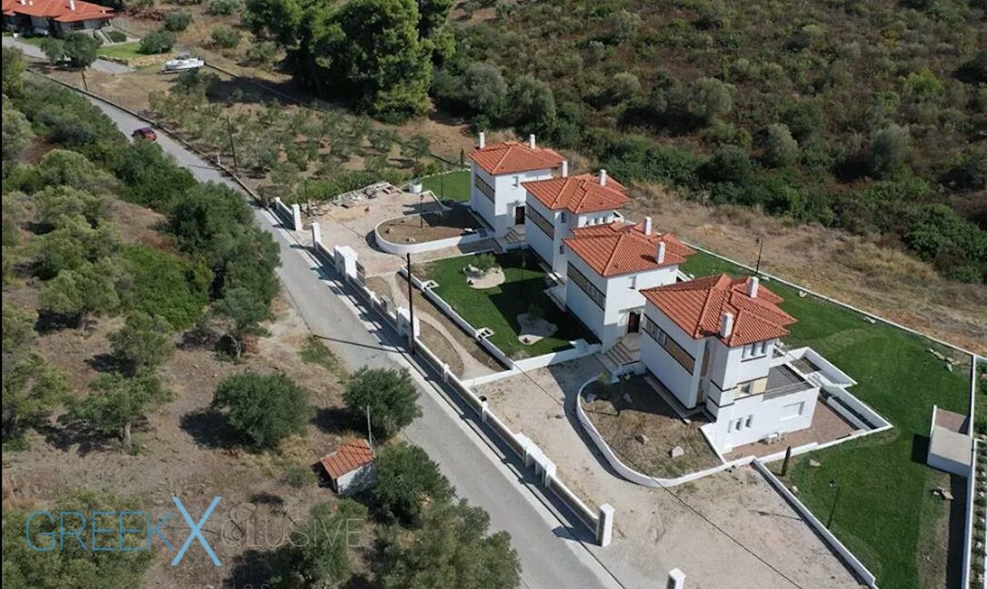 Property by the sea Neos Marmaras, near Porto Carras Sithonia 8