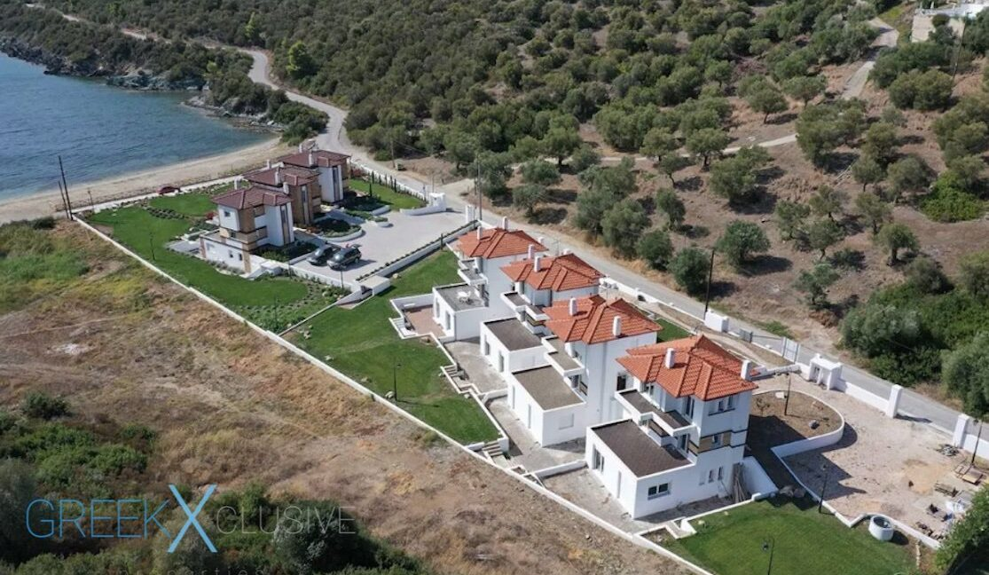 Property by the sea Neos Marmaras, near Porto Carras Sithonia 9