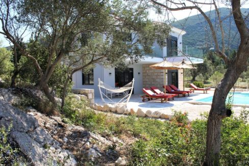 Real Estate Lefkada, Villa in Lefkada 1