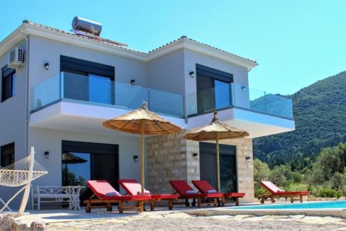 Real Estate Lefkada, Villa in Lefkada 10