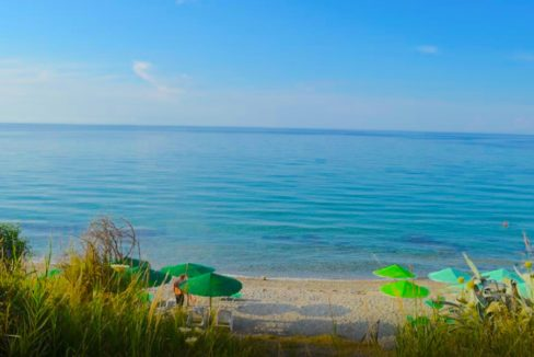 Seafront Hotel Halkidiki For Sale