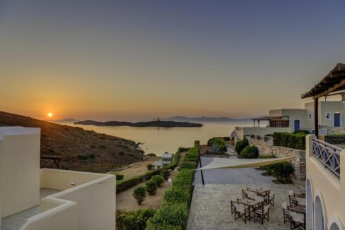 Seafront Hotel for Sale Greek Island Syros for sale 1