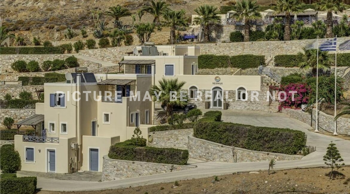 Seafront Hotel for Sale Greek Island Syros for sale 2