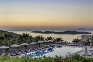 Seafront Hotel for Sale Greek Island Syros for sale