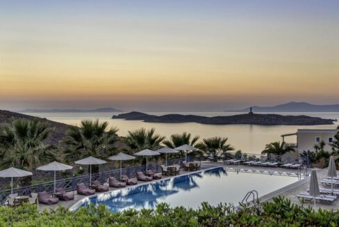 Seafront Hotel for Sale Greek Island Syros for sale 3