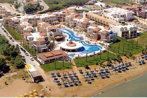 Seafront Hotel for Sale in Agia Marina Chania Crete