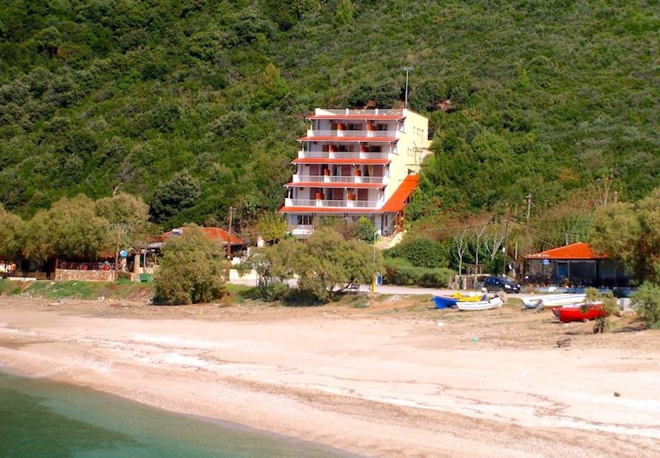 Seafront Hotel near Volos, Seafront Hotel for Sale Greece 1