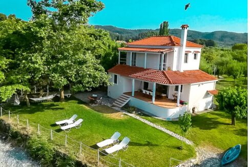 Seafront House in Evia Greece, Real Estate Greece 1