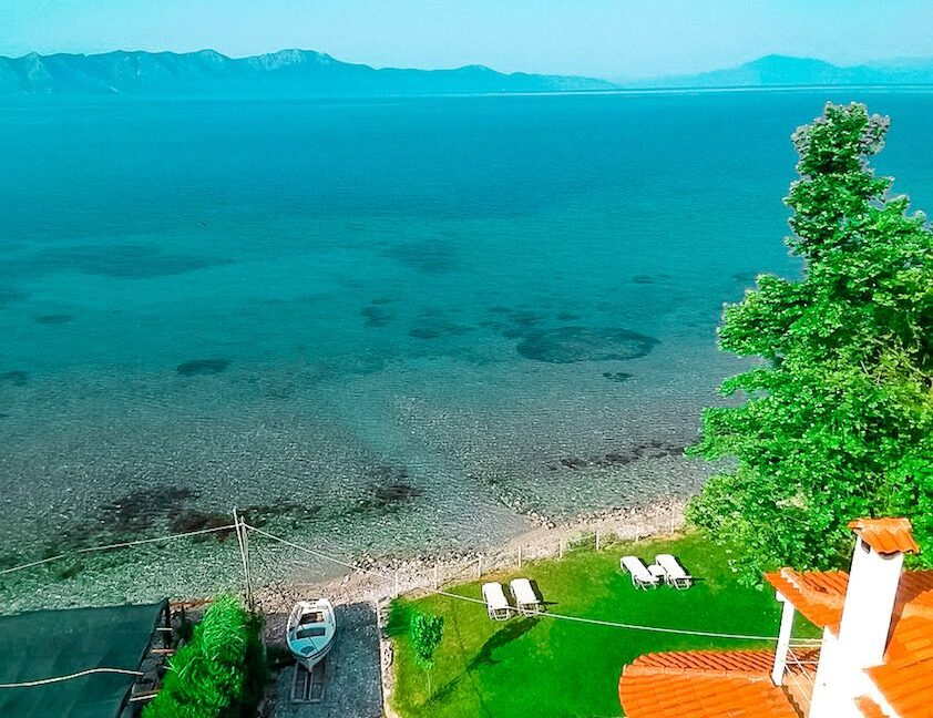 Seafront House in Evia Greece, Real Estate Greece 11