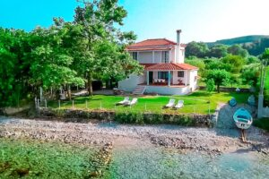 Seafront House in Evia Greece, Real Estate Greece
