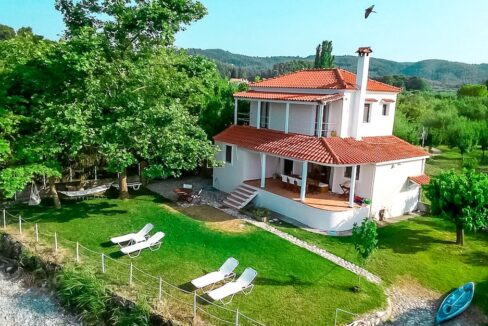 Seafront House in Evia Greece, Real Estate Greece 16