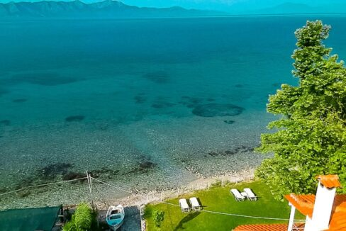 Seafront House in Evia Greece, Real Estate Greece 4