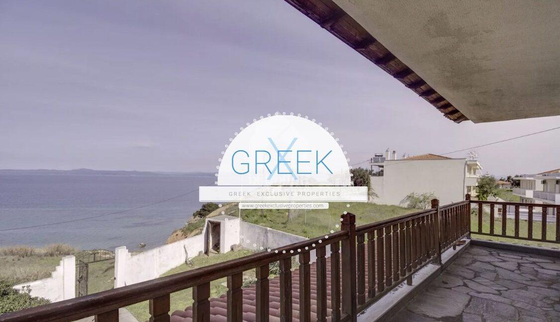 Seafront Property Nea Fokaia Halkidiki, Halkidiki Properties 2