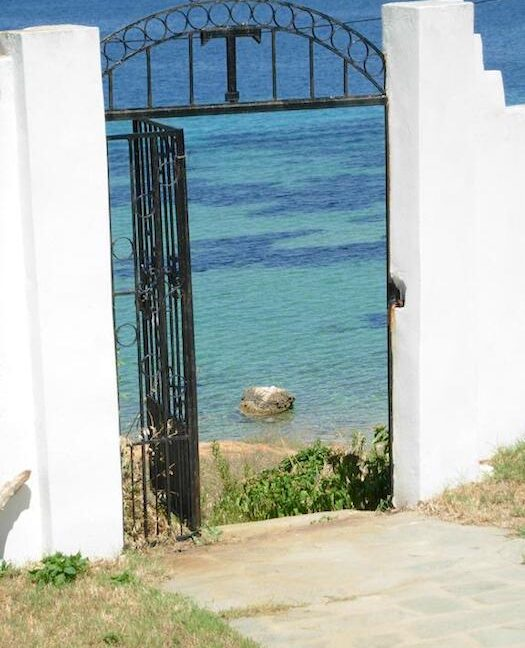 Seafront Property Nea Fokaia Halkidiki, Halkidiki Properties 5