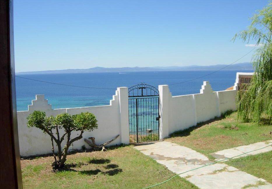 Seafront Property Nea Fokaia Halkidiki, Halkidiki Properties