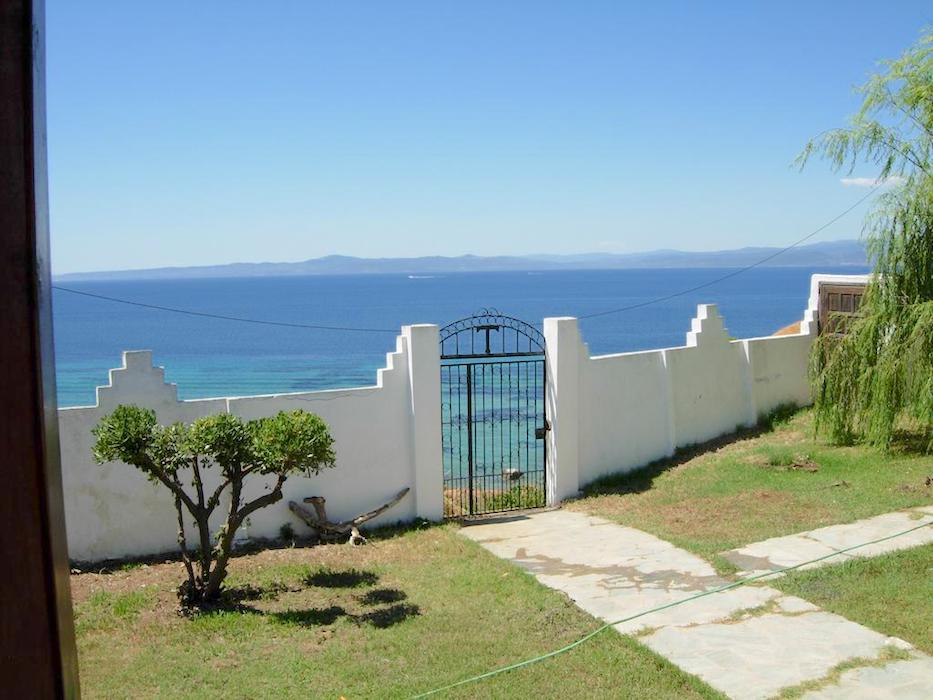 Seafront Property Nea Fokaia Halkidiki