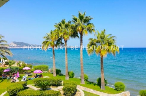 Seafront Small hotel for Sale Zakynthos Greece