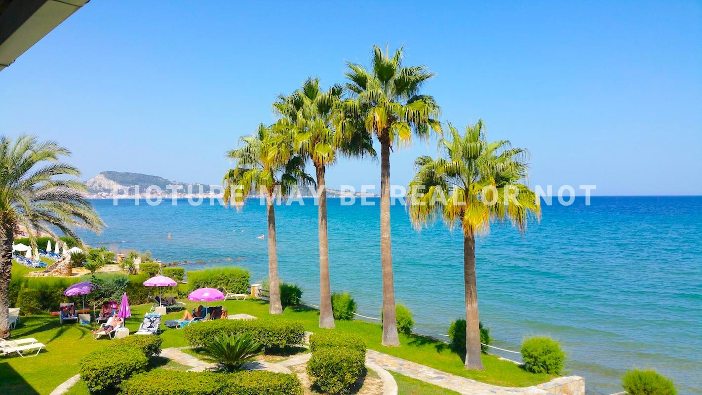 Seafront Small hotel for Sale Zakynthos