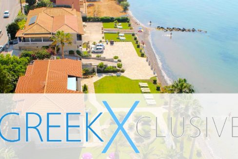Seafront Small hotel for Sale Zakynthos Greece copy