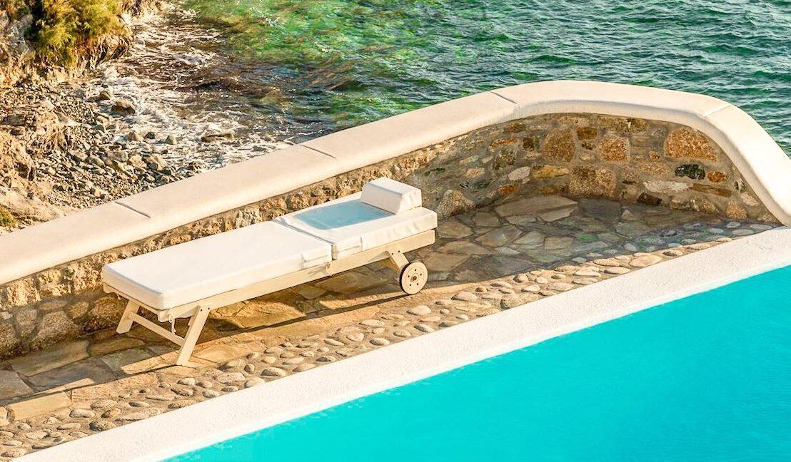 Seafront Villa Mykonos Greece for sale, Mykonos Estates for sale