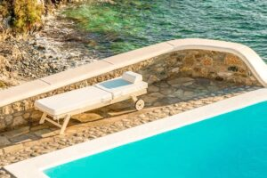Seafront Villa Mykonos Greece for sale, Mykonos Estates for sale
